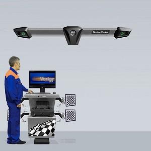 Стенд сход-развал 3D ТехноВектор 7202 К5A