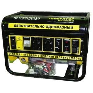 Генератор бензиновый GENCTAB PRG-2500CL
