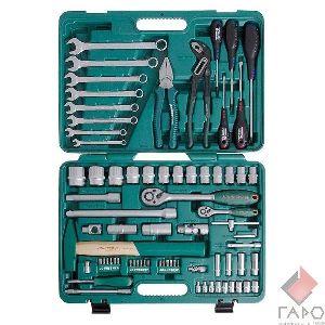 Универсальный набор инструмента 77 предметов Jonnesway S04H52477S