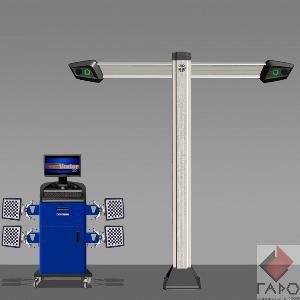 Стенд сход развал 3D ТехноВектор 7 Т7212 T5A