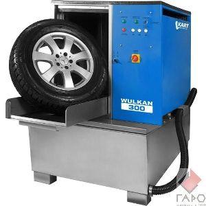 Установка для мойки автомобильных колес WULKAN-300